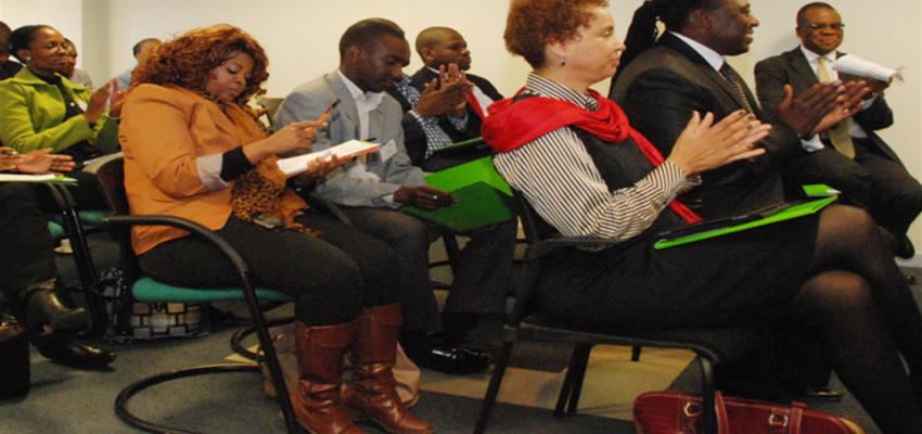 Gauteng Economic Indaba Tacles Unemployment